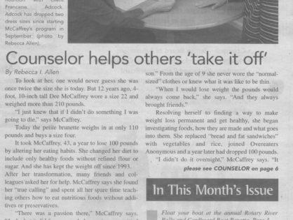 Tempe Town News April 2005