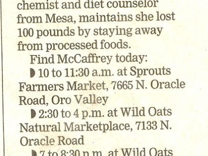 Arizona Daily Star May 2006