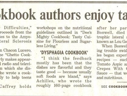 Tribune June 2006