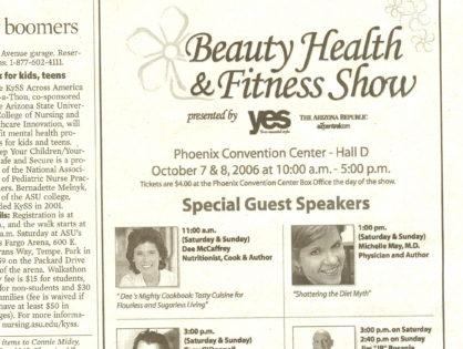 Arizona Republic October 2006