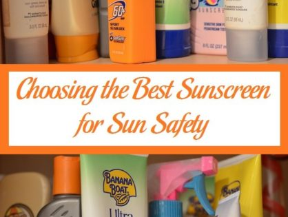 Sunscreen Safety - Is Your Sunscreen More Toxic than the Sun itself?