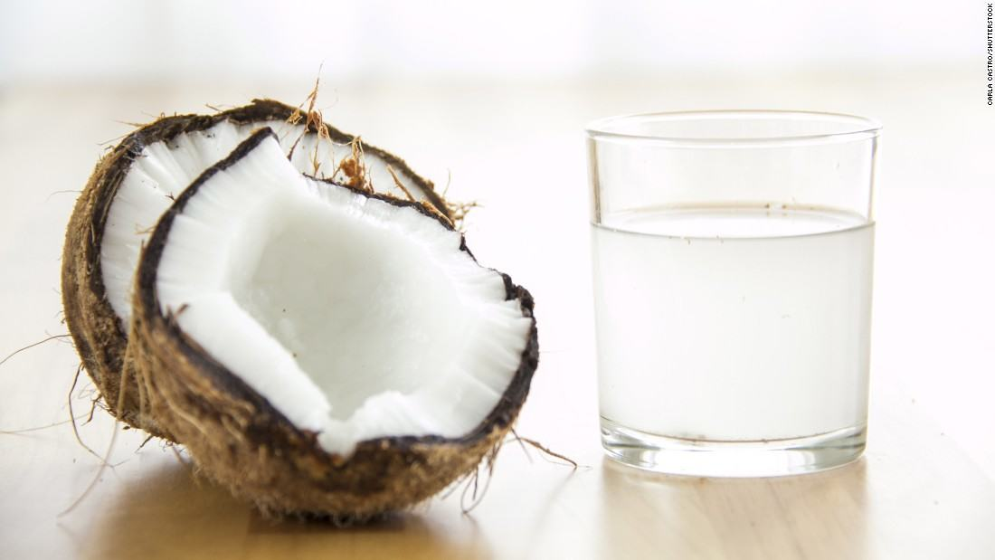 Coconut Water: The Natural Electrolyte Drink
