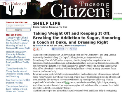 Tucson Citizen July 2012