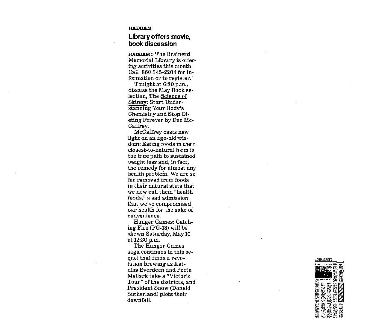 The Middletown Press May 7, 2014