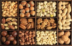 Go Nuts! Harvard Study Shows A Handful a Day Keeps the Doctor Away