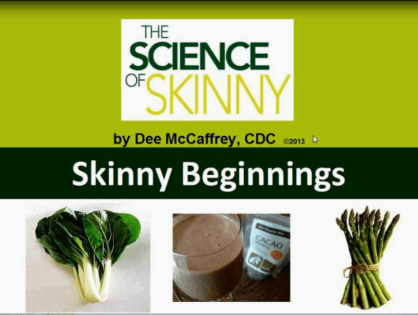 Instant Webinar: Skinny Beginnings – The Secrets to Healthy Weight Loss
