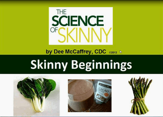 Instant Webinar: Skinny Beginnings - The Secrets to Healthy Weight Loss