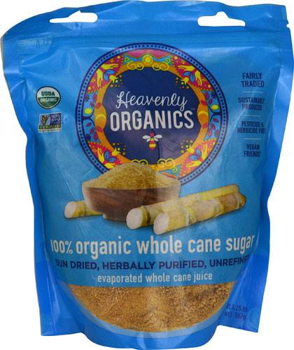 The Skinny on Evaporated Cane Sugar