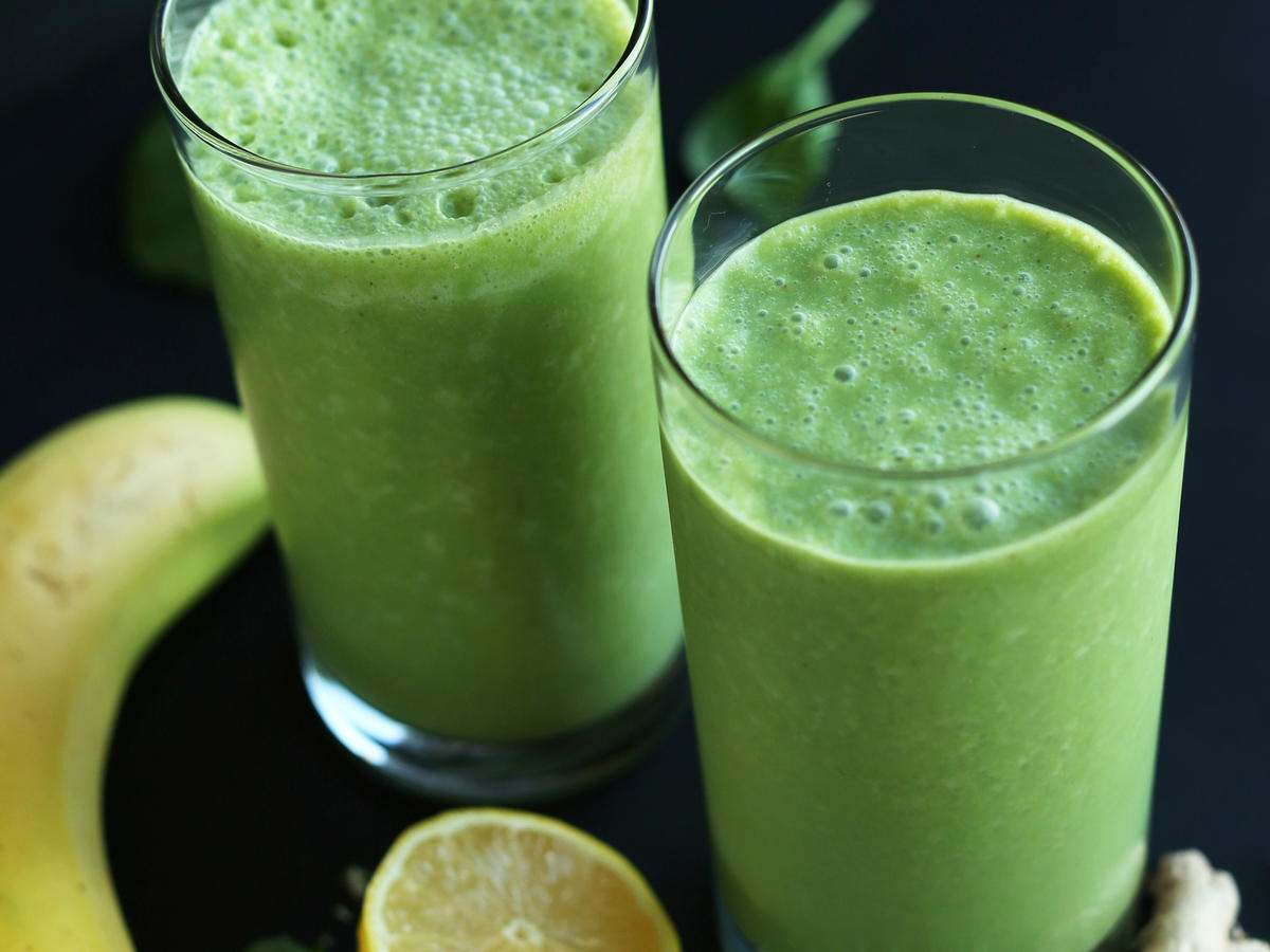How to Make a Great Green Smoothie