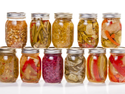 The Health Benefits of Fermented Foods