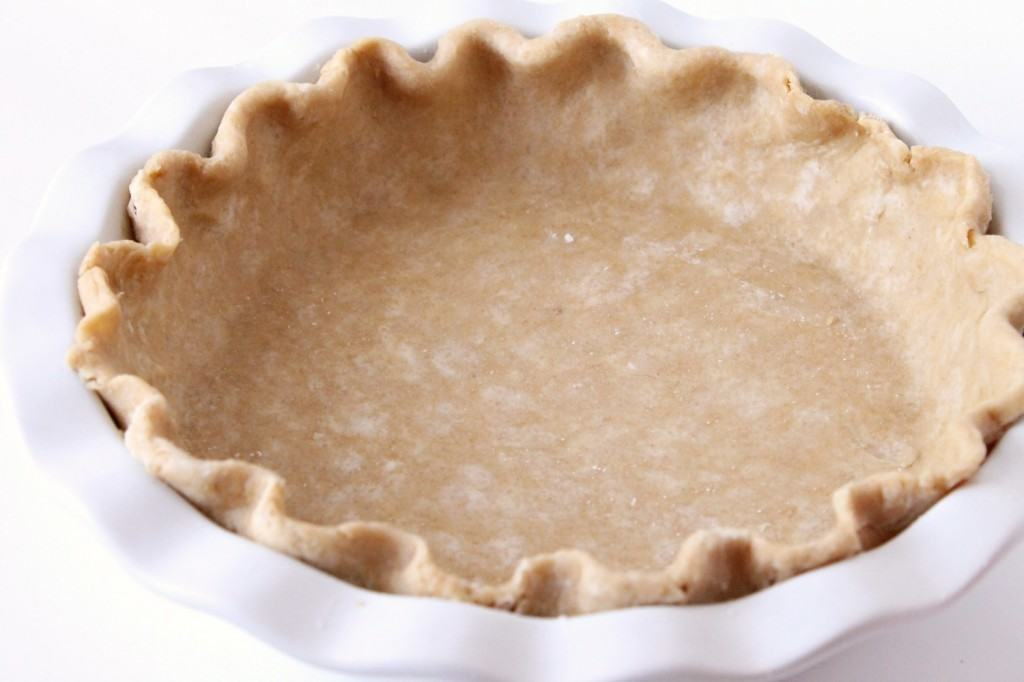 Dee's Whole Wheat Pie Crust