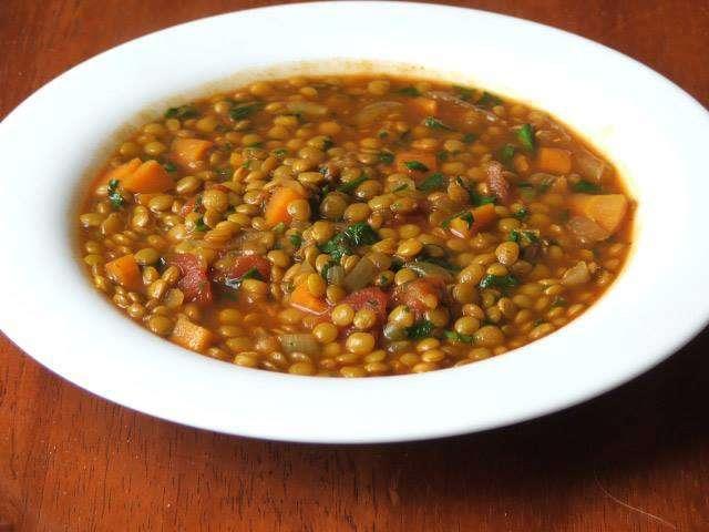 Lovely Lentil Soup
