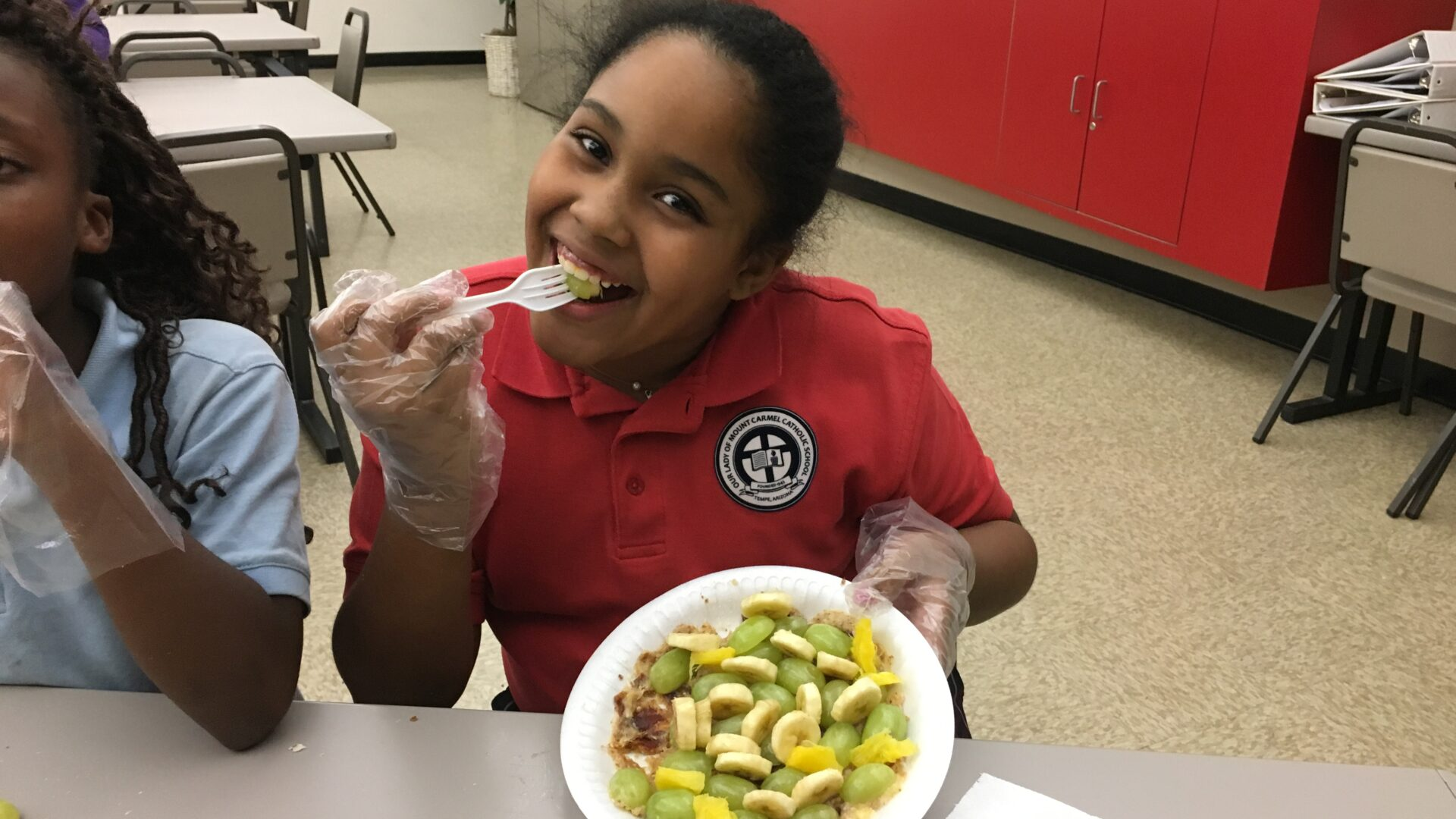 Kids Nutrition Class Fall 2019 Tempe, Arizona