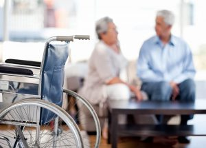 On-site caregiver for hospitals,nursing homes and senior living residents from Real McCoy Home Care.