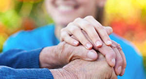 Find in-home care agency for seniors.