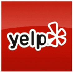 Yelp logo Real McCoy Home Care
