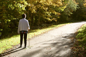 Senior Care Roswell GA - Is Your Aging Adult Using Her Cane Correctly?