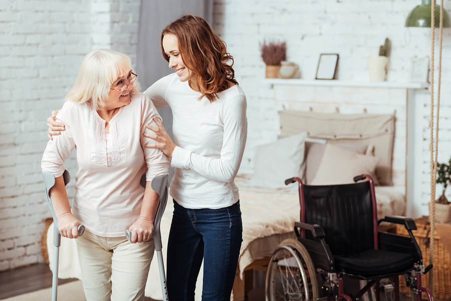 Keeping Yourself Healthy as a Family Caregiver