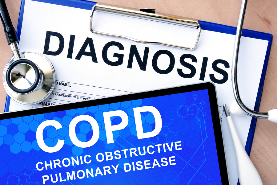 Elder Care Milton GA - Four Tasks That Are More Difficult if Your Senior Has COPD