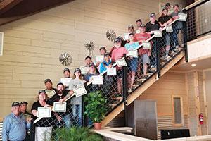 Recent Course Graduates