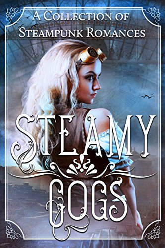 Book Cover: Steamy Cogs
