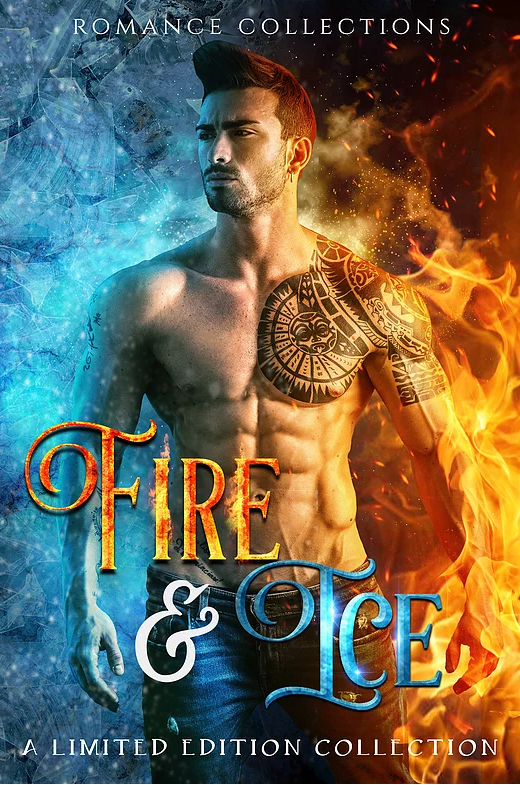 Book Cover: Fire & Ice