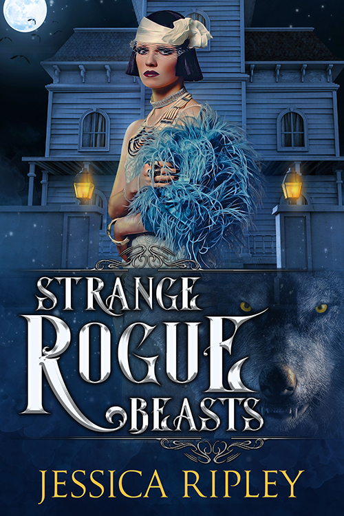 Book Cover: Strange Rogue Beasts
