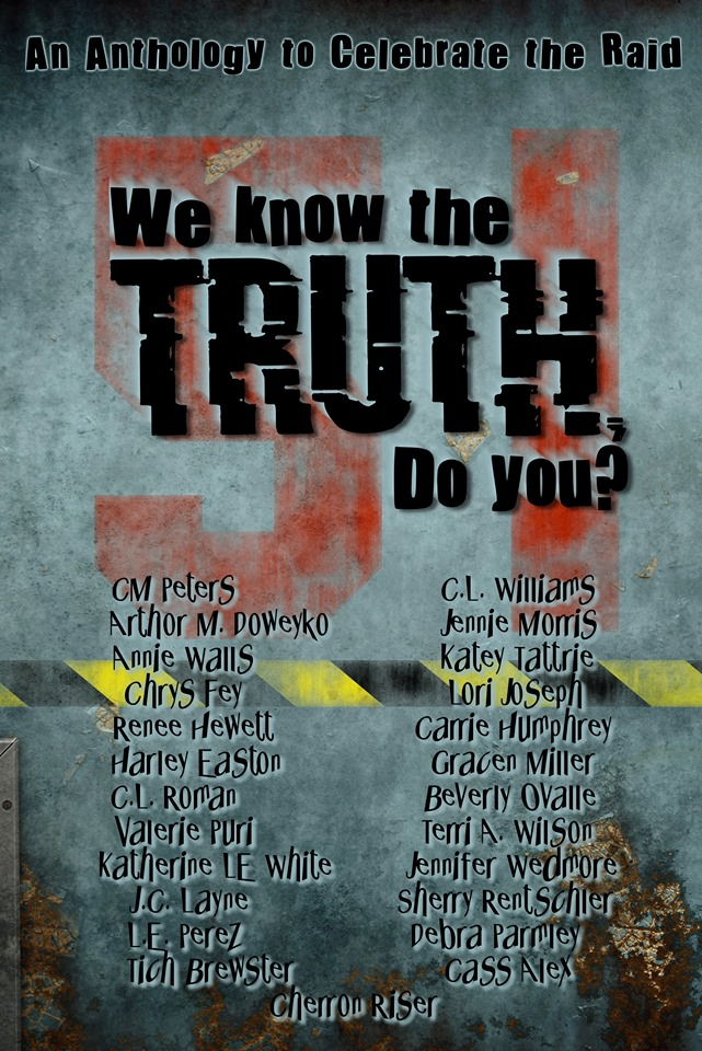 Book Cover: We Know the Truth, Do You?