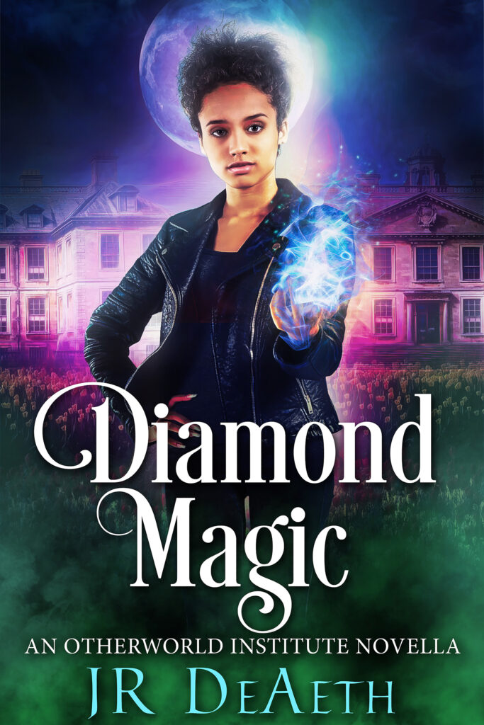 Book Cover: Diamond Magic