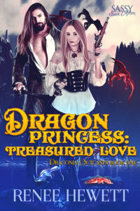 Book Cover: Dragon Princess: Treasured Love