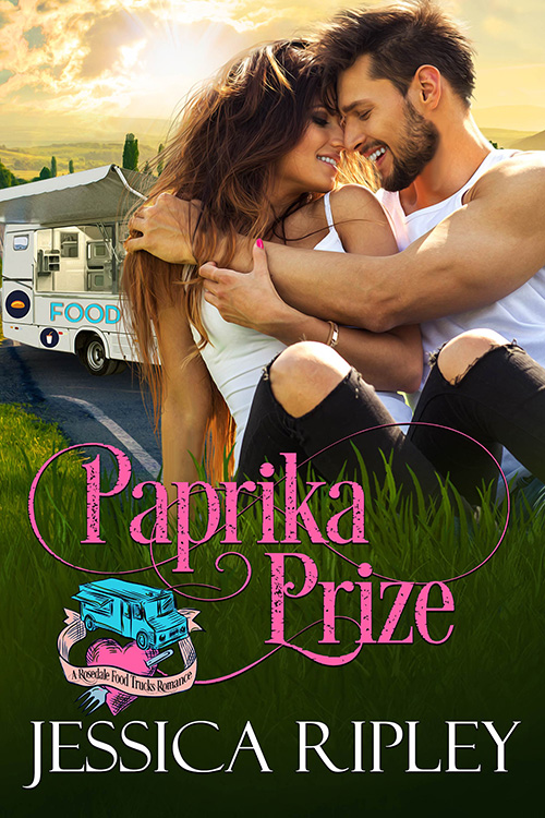 Book Cover: Paprika Prize