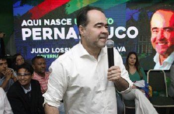 Júlio Lóssio confirmado pela REDE como candidato ao governo de Pernambuco 2018.