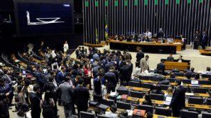 PT e PSL se fortalecem na Câmara de deputados.