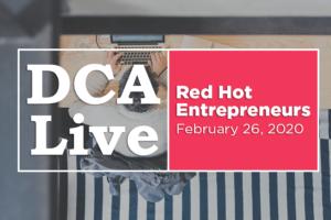 Wayne Bovier among 2020 Red Hot Entrepreneurs