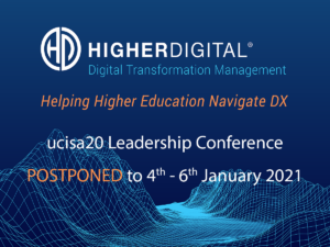UPDATE: ucisa20 Leadership Conference in Manchester UK POSTPONED