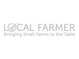 PrimusLabs Local Farmer Program Logo, grey