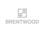 Brentwood Industries Logo, grey