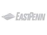 East Penn Manufacturing Logo, grey