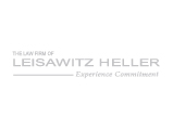 Leisawitz Heller Logo, grey, Law Firm