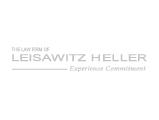 Leisawitz Heller Logo, grey, Law Firm