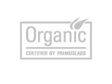 Organic by PrimusLabs Logo, grey
