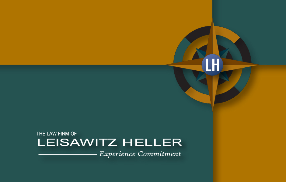 Leisawitz Heller Compass Graphic, brochure cover