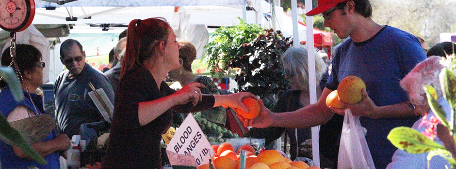 PrimusLabs Local Farmer Program Farmers Market, CA