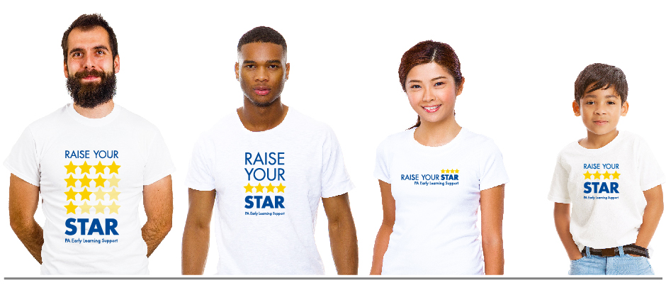 Raise Your Star T Shirts