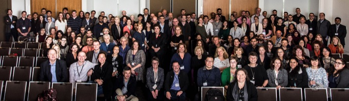 Delegates at the 2017 ASSCR and AGTCS joint meeting in Sydney, Australia