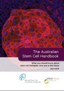 Australian Stem Cell Handbook 2015