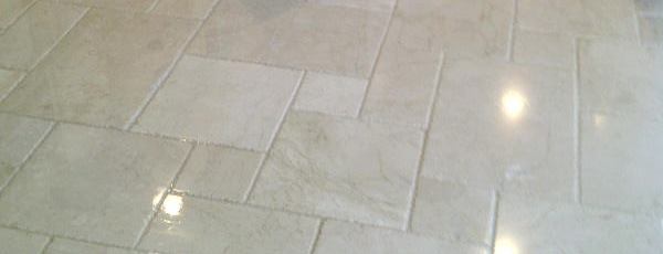 Steam cleaned Tile and Grout Services