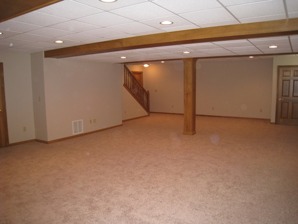 Spring Into A Cleaner Basement