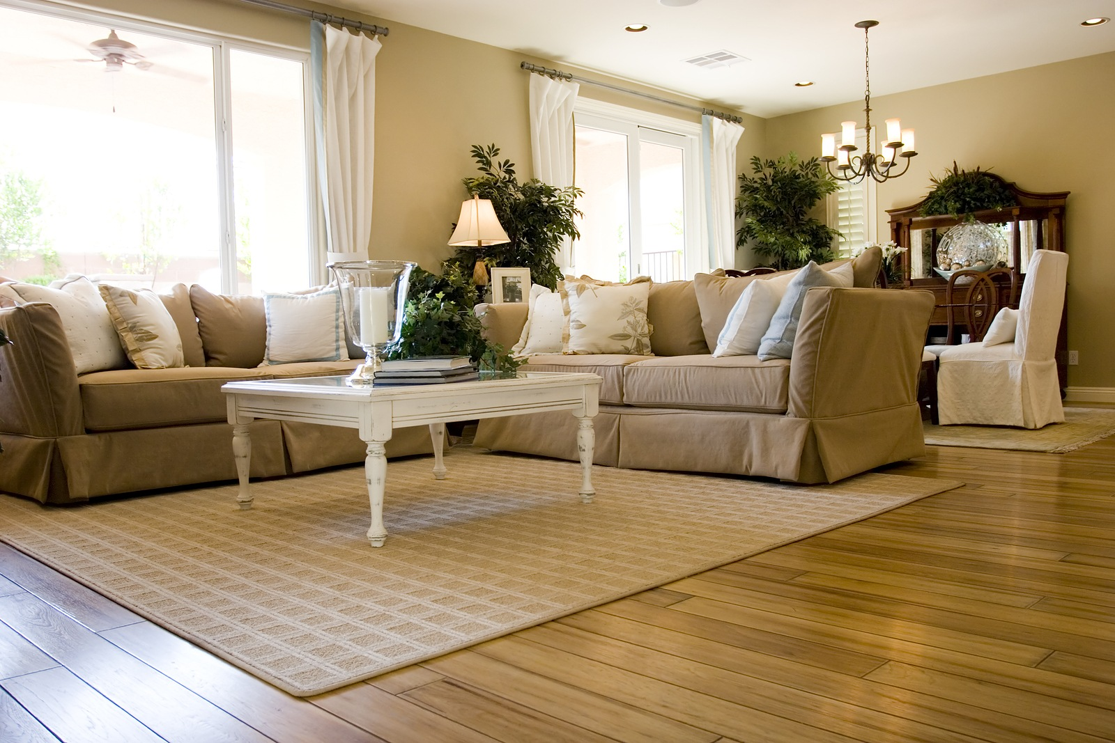 3 Reasons To Clean Your Carpets and Floors After The Holidays