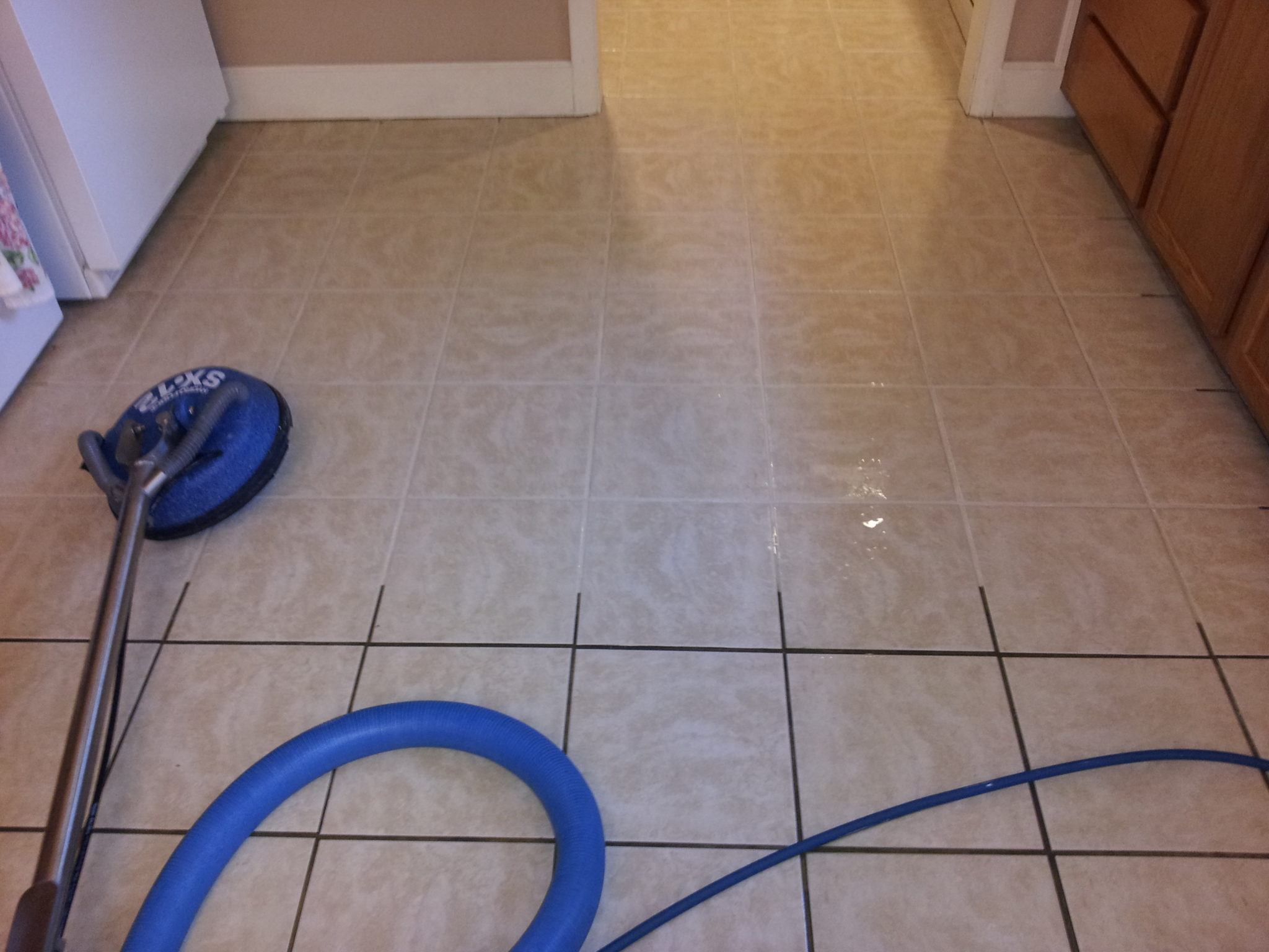 Why You Should Have Your Tile Floors Steam Cleaned This Summer